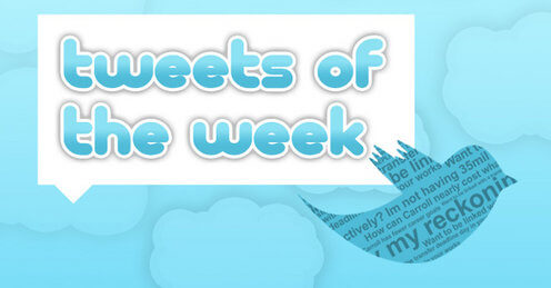Patrick Charles' Tweets of the Week for 90's NOW!