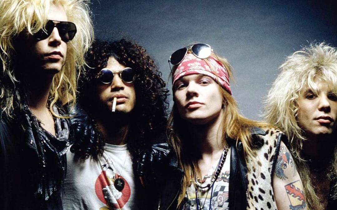 Guns N' Roses Add More Dates…