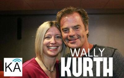 Wally Kurth Talks Daytime!