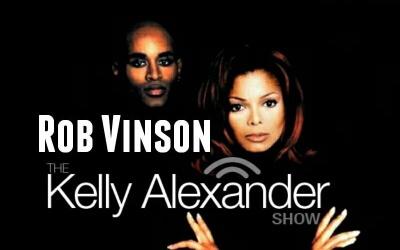 "Janet Jackson's Dancer Rob Vinson Told Her ""No."""