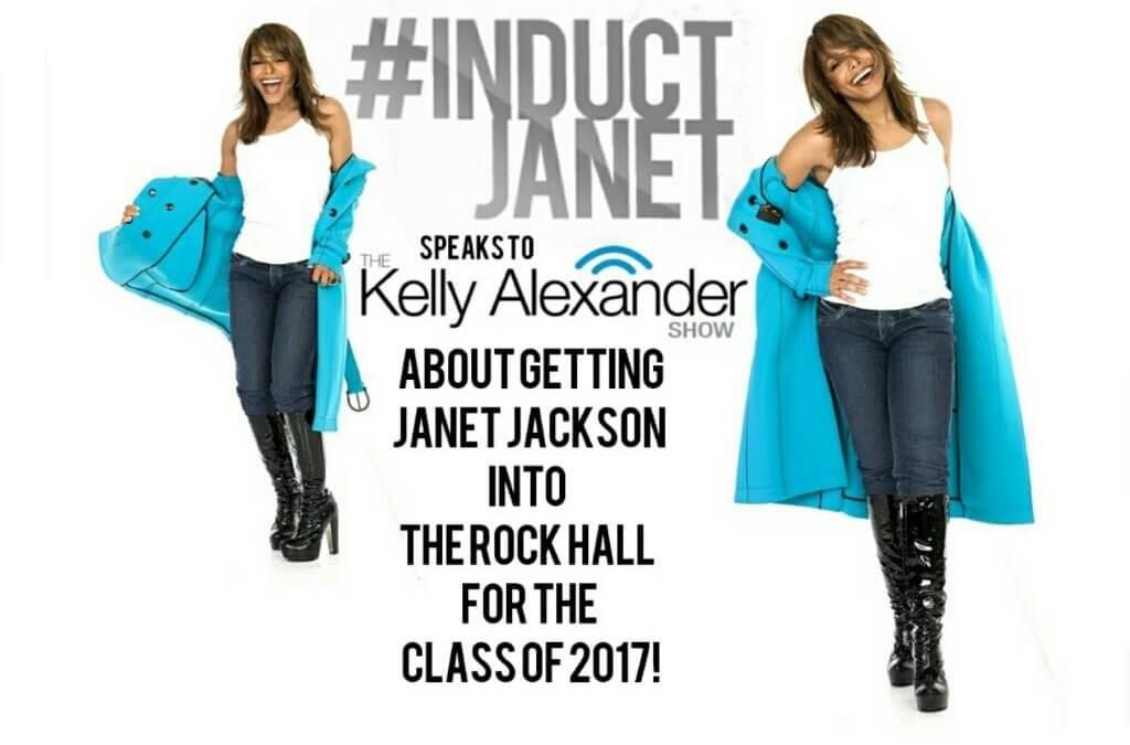 Voting Season for Janet Jackson!