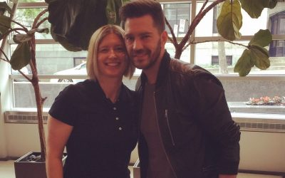 Andy Grammer Gives Love!