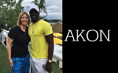 Akon Keeps Hustling!