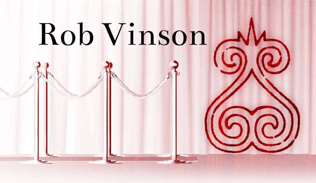 Rob Vinson & Scott Helman!