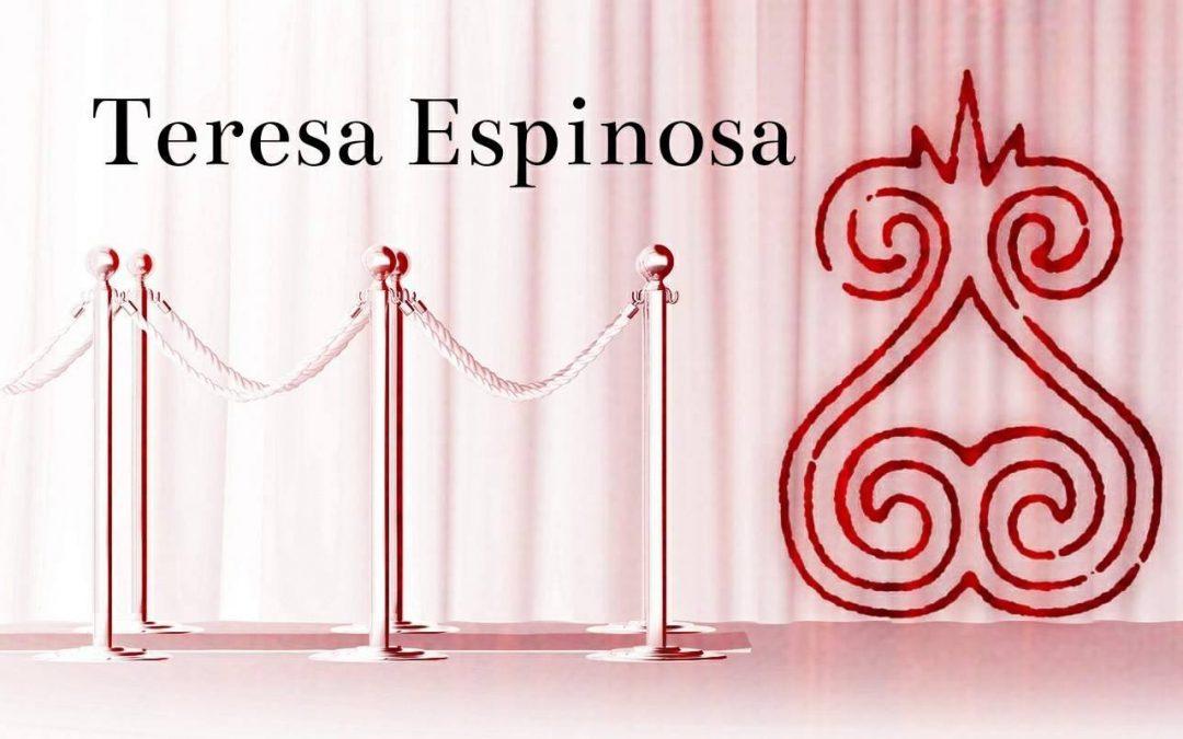 Teresa Espinosa & Hedley!