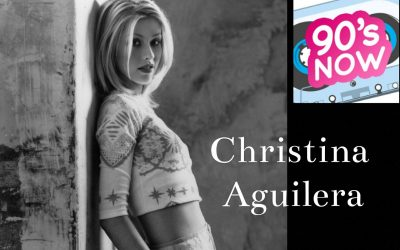 Christina Aguilera Hits the Right Notes!