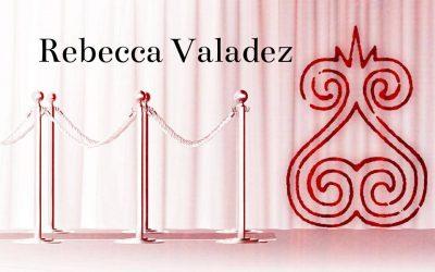 Grammy-winning Artist Rebecca Valadez!
