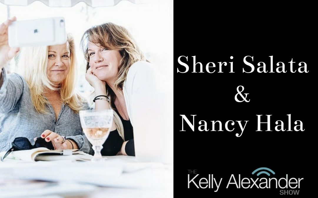This is Fifty with Sheri Salata and Nancy Hala!