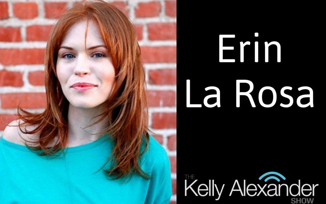 Author Erin La Rosa Talks Redheads!