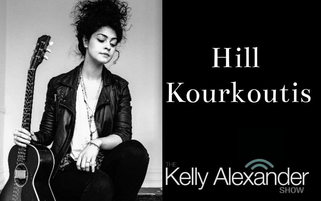 The Launch's Hill Kourkoutis!
