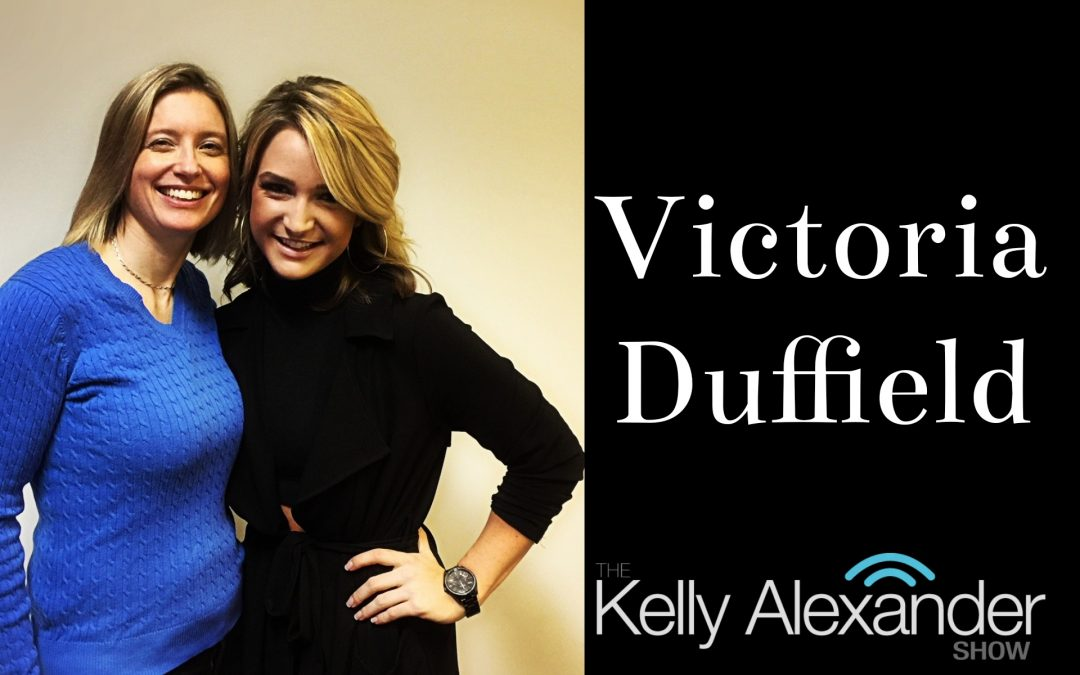 Victoria Duffield is Back!