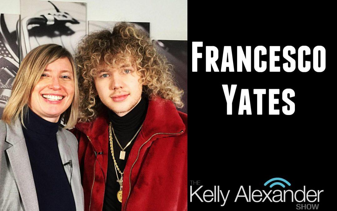 Artist and Musician Francesco Yates!