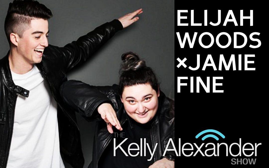 Elijah Woods x Jamie Fine!