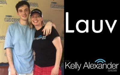 American Pop Artist Lauv!