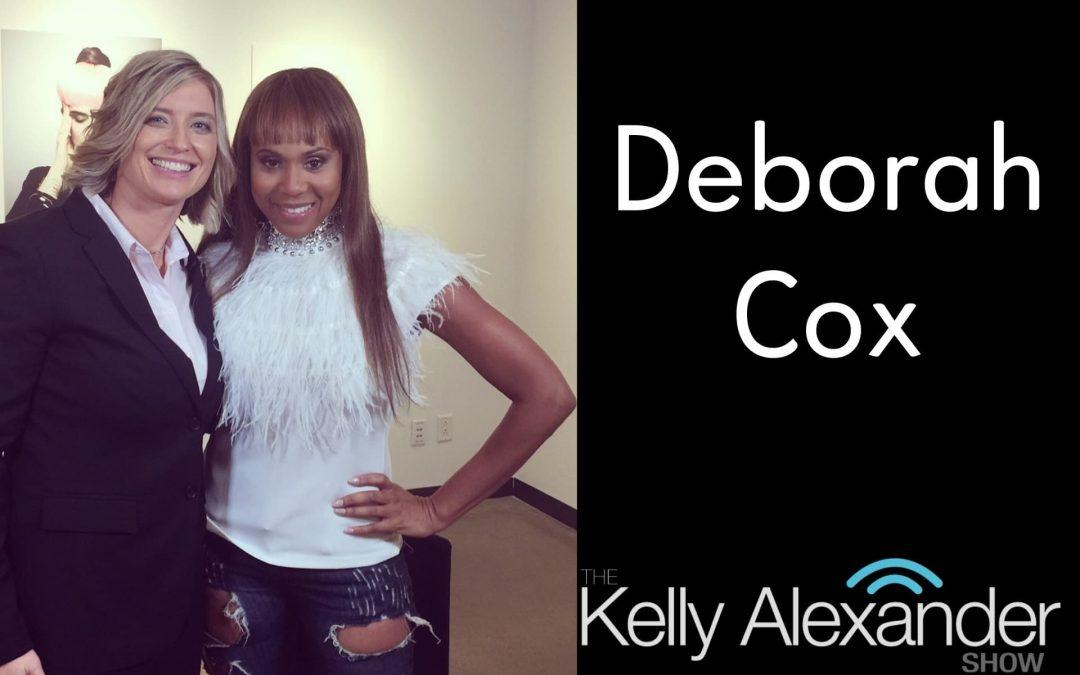 Juno Award-Winning Broadway Star Deborah Cox!