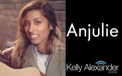 Juno Award-Winning Recording Artist Anjulie!