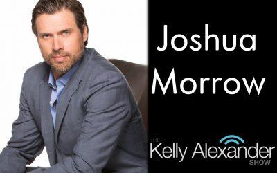 Emmy Nominated Actor Joshua Morrow!