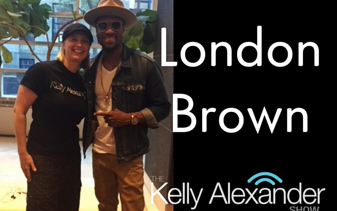 """Actor London Brown from HBO's """"Ballers!"""""""