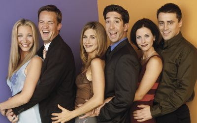 Always There For You: Why 'Friends' is Still Popular 25 Years Later