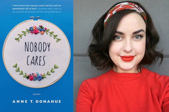 Book Review: 'Nobody Cares' by Anne T. Donahue