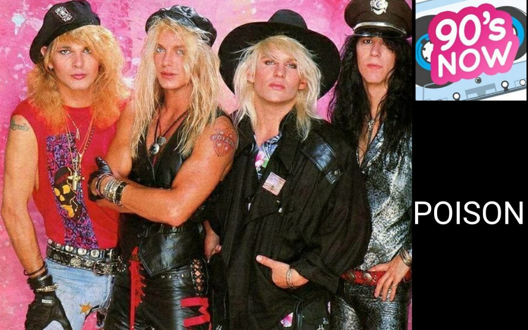 Poison Getting Ready To Rock!