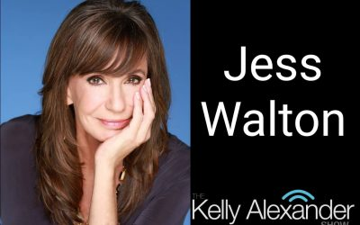 Emmy Award-Winning Actress Jess Walton!
