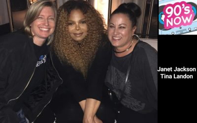 Kelly Hangs with Janet and Tina!