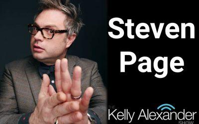 """Steven Page's """"Discipline"""""""