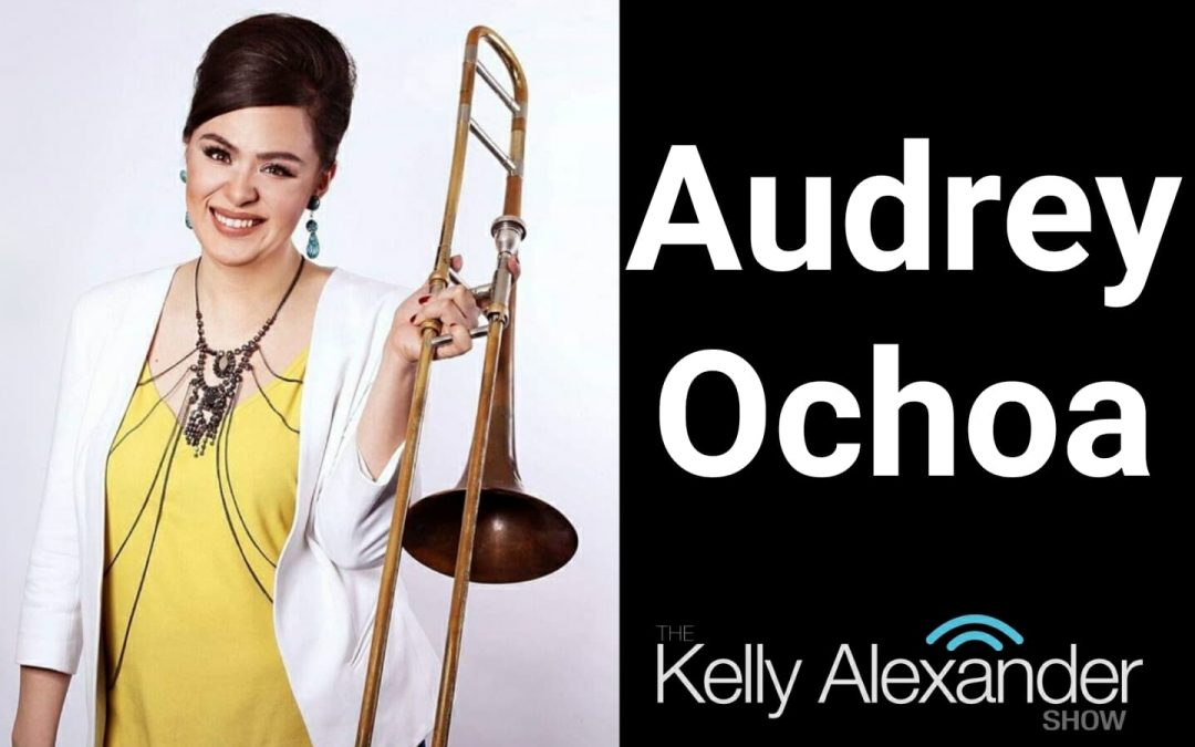 "Trombonist Audrey Ochoa's ""Afterthought"""