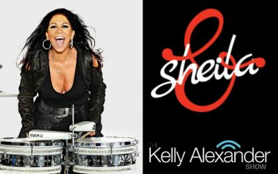 Sheila E. and Karen Steele March To Their Own Beat!