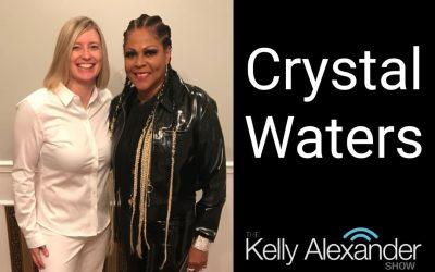 Crystal Waters is United in Dance!