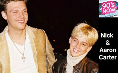 Nick and Aaron Carter At Odds!