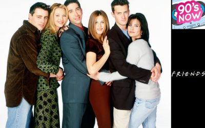 A Friends Reunion – Just Not On TV!