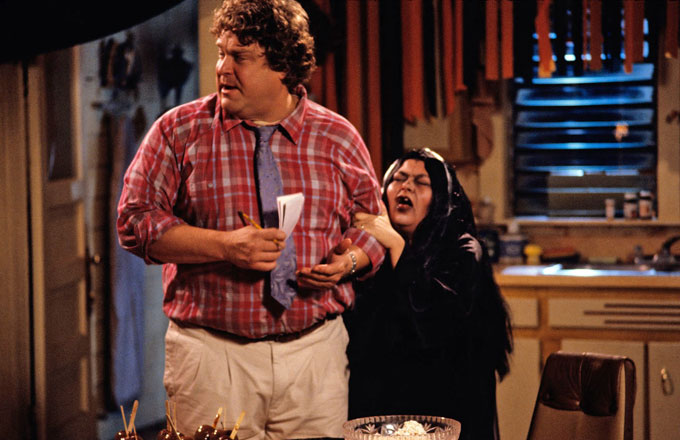 Tricks or Treats: Celebrating 30 Years of 'Roseanne' Halloween Episodes