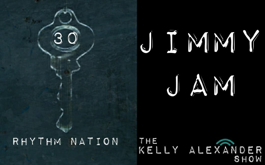 Grammy Award-Winning Producer Jimmy Jam Talks Rhythm Nation 30!