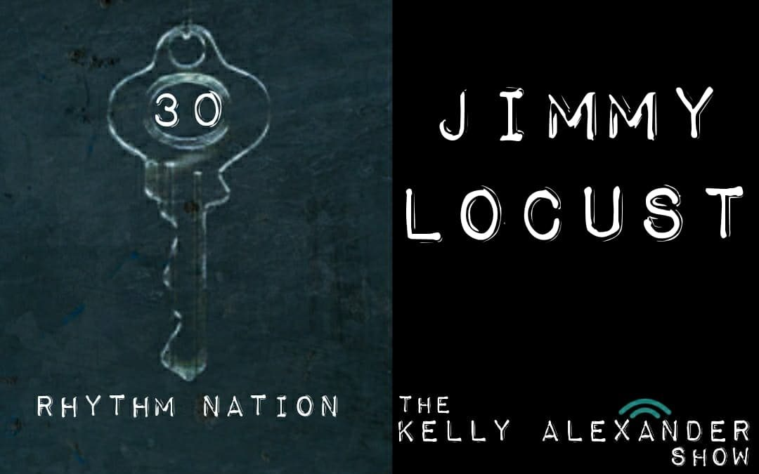 Choreographer Jimmy Locust Talks Rhythm Nation 30!