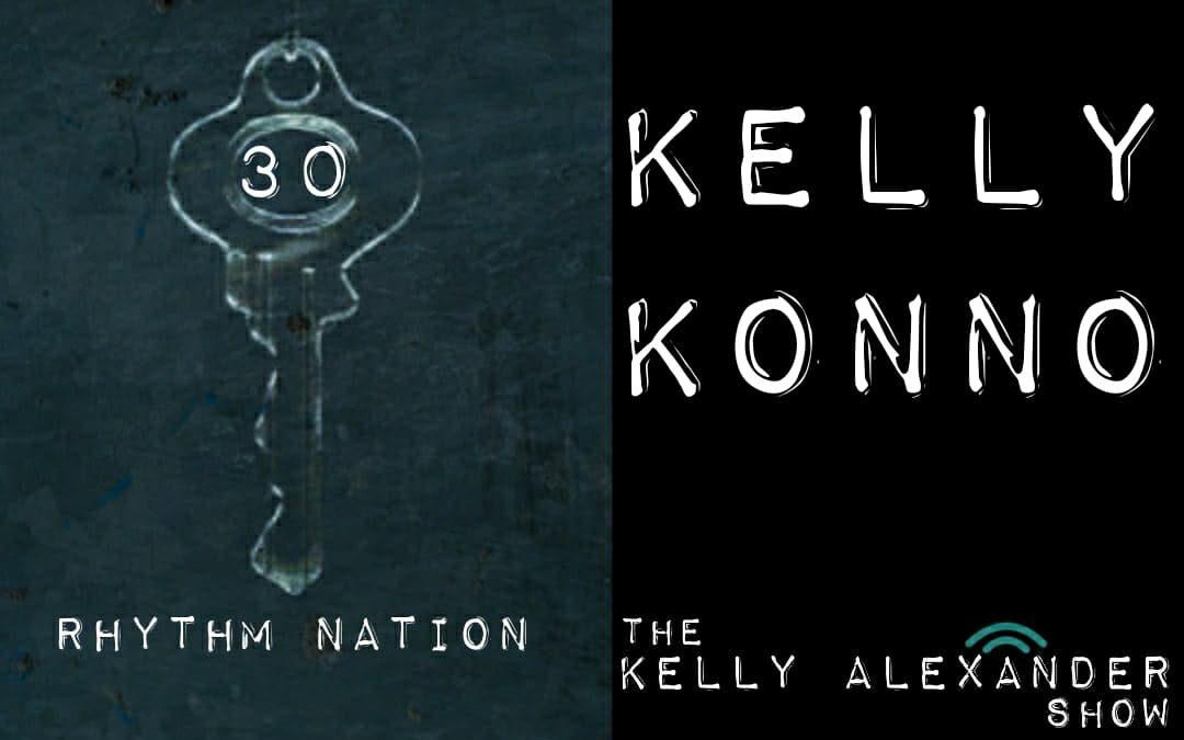 Dancer & Choreographer Kelly Konno Talks Rhythm Nation 30!