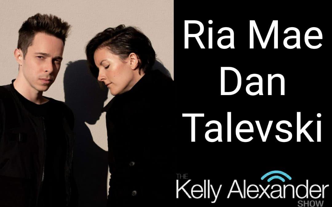 Ria Mae and Dan Talevski Are Too Close!