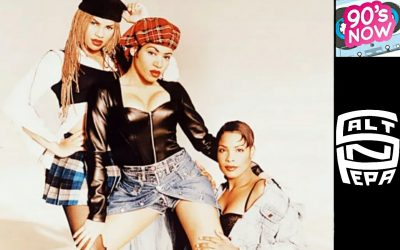 Salt-N-Pepa Didn't Always Want to Push It!