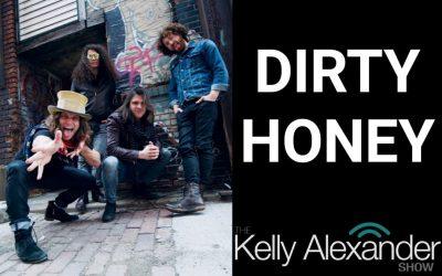 Dirty Honey's Wild Ride!