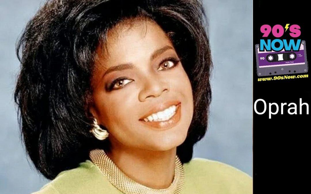 Oprah Takes A Tumble!