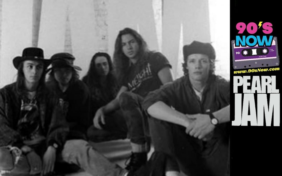 Pearl Jam Playing It Safe!