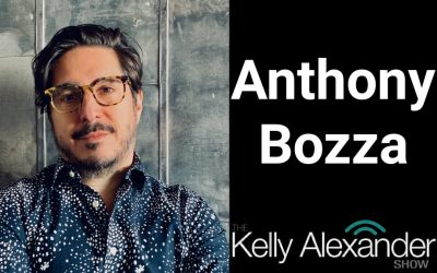 Anthony Bozza – New York Times Best-Selling Author.