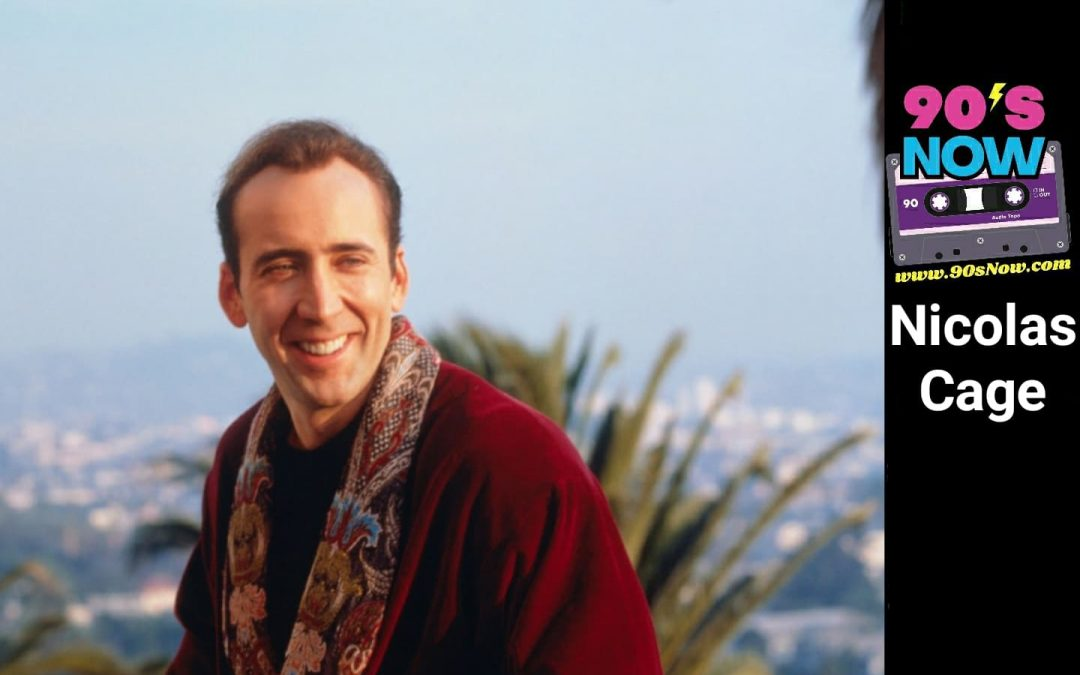 Nicolas Cage Is Becoming Exotic!
