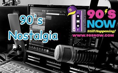 90's Songs That Bring Nostalgia!