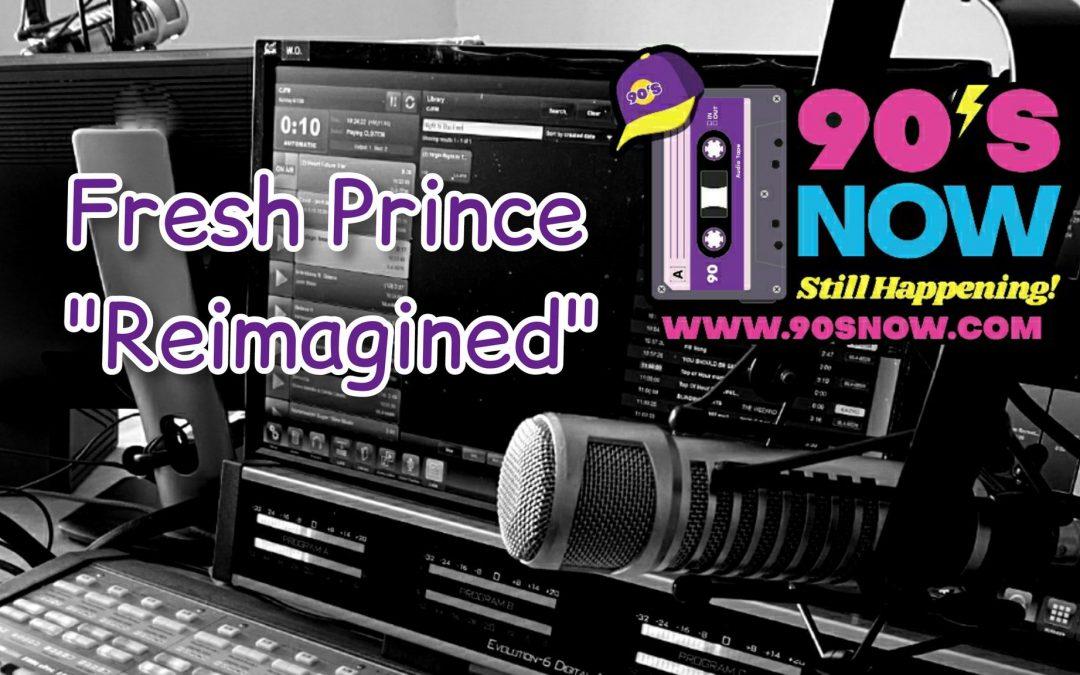 Fresh Prince – Getting Twisted!