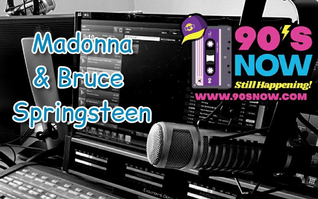 Madonna on Bruce Springsteen – We'll Explain!