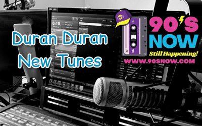 Duran Duran – New Tunes!