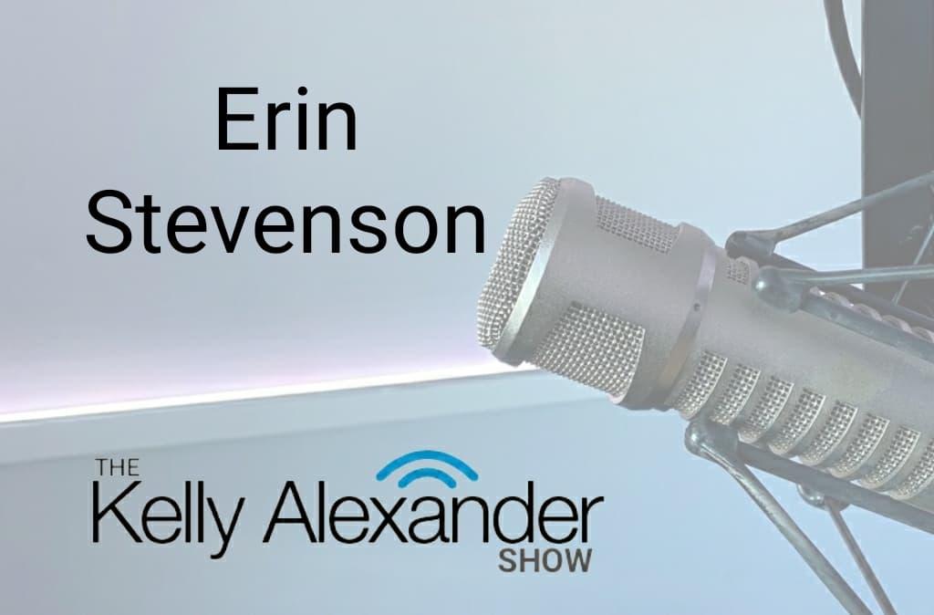 Erin Stevenson – Never Too Much!