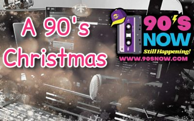 A 90's Christmas!